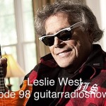 """Episode 98- Leslie West-  and his latest release """"Soundcheck"""""""