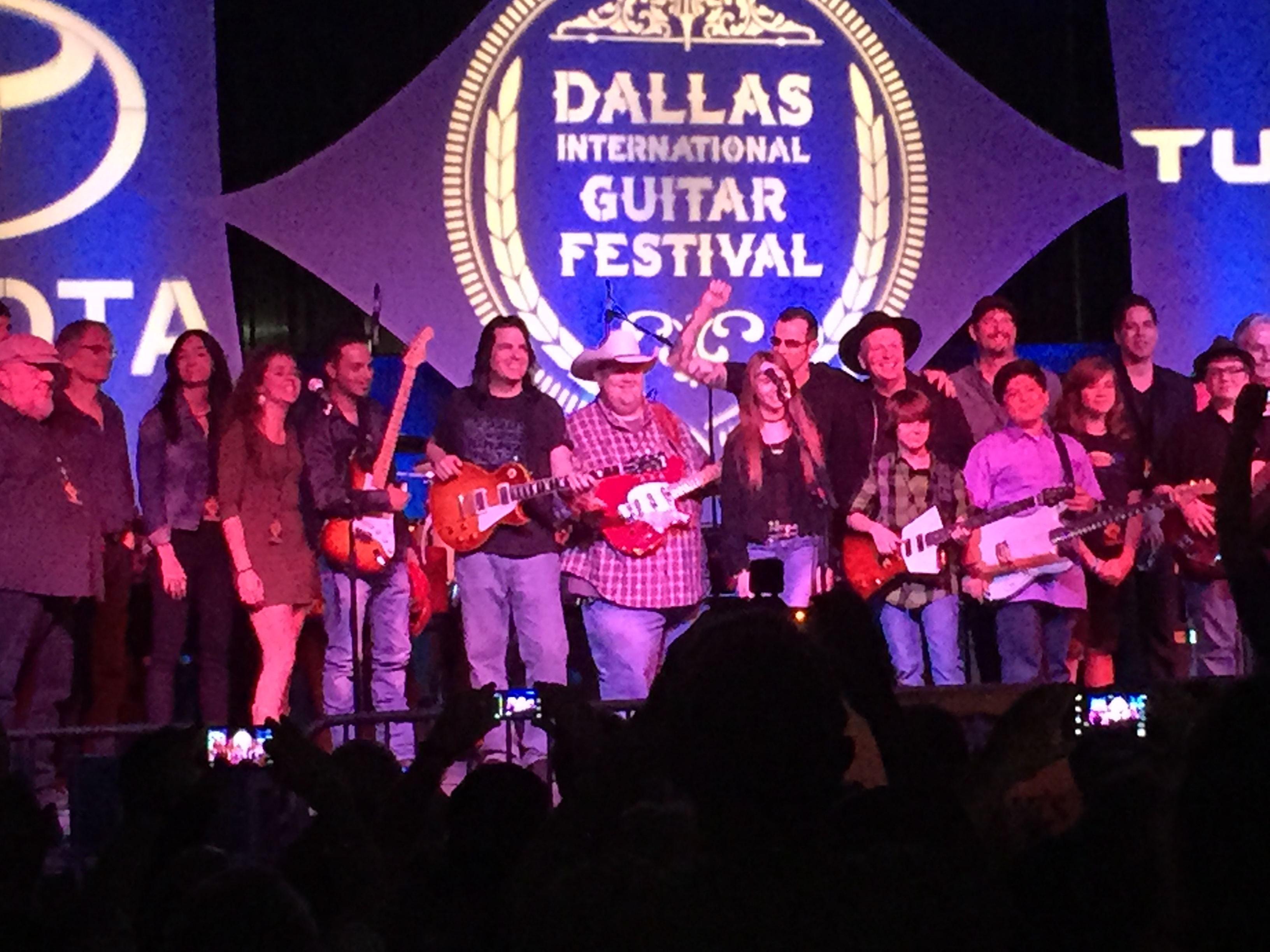 Special Report Dallas Guitar Festival 2016 Recap Tons Of
